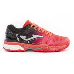 T.SLAM LADY 907 CORAL-NEGRO CLAY