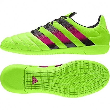 Zapatilla Adidas ACE 16.3 IN Leather