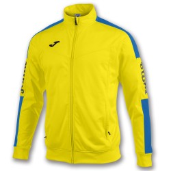 CHAQUETA CHAMPION IV AMARILLO-ROYAL
