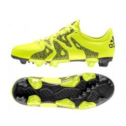 Bota Adidas X 15.3 FG/AG J Piel