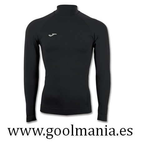 CAMISETA BRAMA M/LARGA COLOR NEGRO