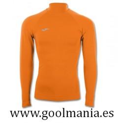 Camiseta térmica Brama Classic Nja. Cuello m/l
