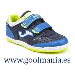 Joma Top Flex JR 803 Marino Velcro Indoor