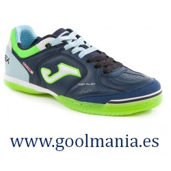 TOP FLEX 705 NAVY-TURQUESA INDOOR