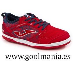 Zapatilla Joma Sala Max JR 806 Rojo