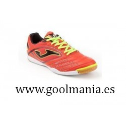 Zapatilla Joma Dribling 508 Orange Fluor