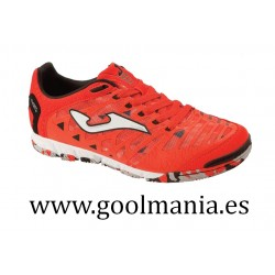 Joma Super Regate 606 Red-Black