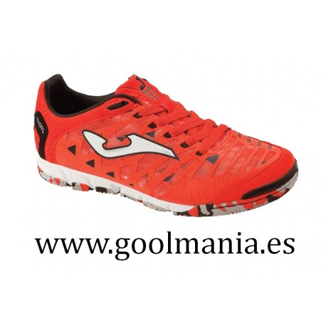 Zapatilla Joma Super Regate 606 Red-Black
